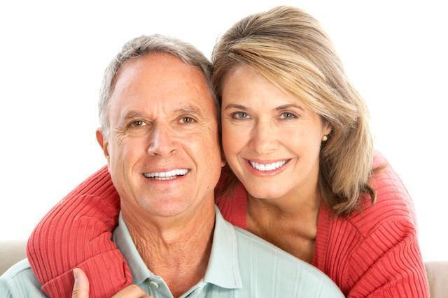 smiling couple | Full Mouth Reconstruction in Rockaway NJ | West Main Complete Dentistry