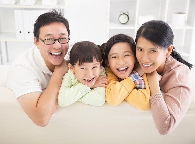 family photo | Gentle Family Dentistry in Rockaway NJ | West Main Complete Dentistry